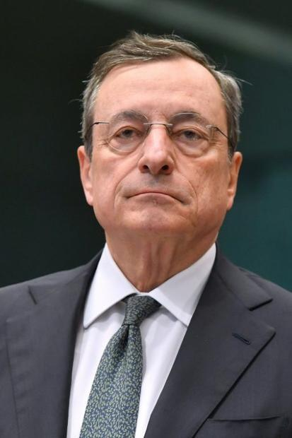 'Good luck stepping into his shoes'  a European source said of 71-year-old Mario Draghi