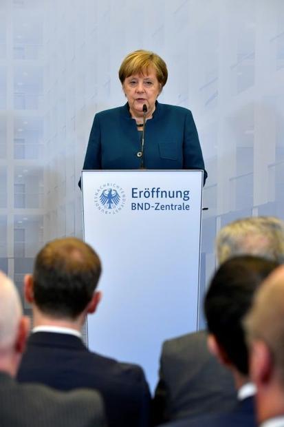 Merkel said