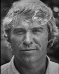 American journalist and author Danny Casolaro  1947-1991.