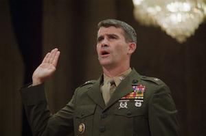 Lt. Col. Oliver North
