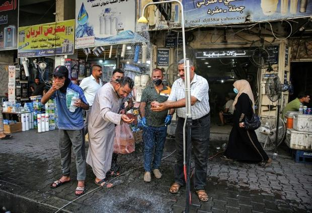 September was brutal in the Middle East  with new high temperatures reported in Turkey  Israel and J...