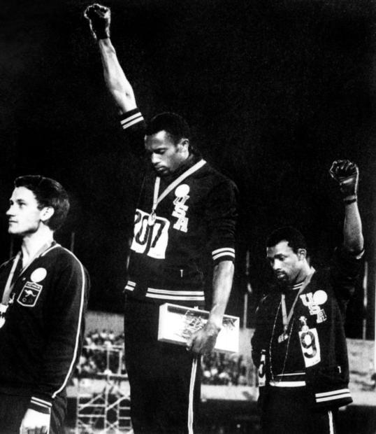 The Black Power salute caused outrage at the time  but Peter Norman quietly showed his solidarity wi...