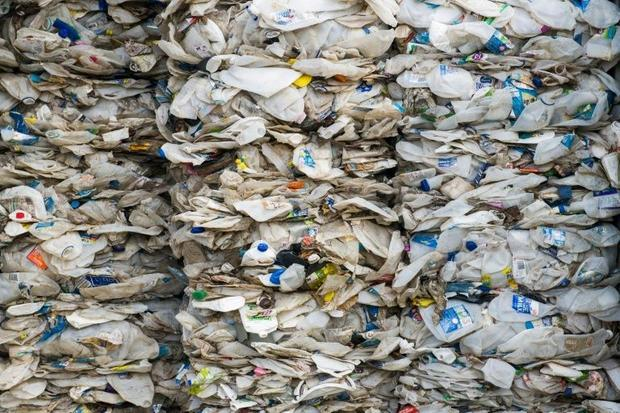 Plastic waste from Australia is shipped back from Malaysia via Port Klang  west of Kuala Lumpur