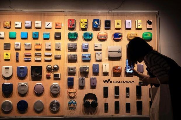 Since the first Walkman went on sale in 1979  Sony has produced more than 1 000 models of the device