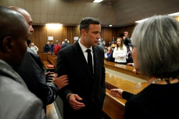 A South African appeals court has increased paralympic champion Oscar Pistorius' sentence to 13...