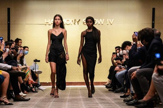While the Black Lives Matter movement fuels debate in the fashion world in the West  Asia's exp...
