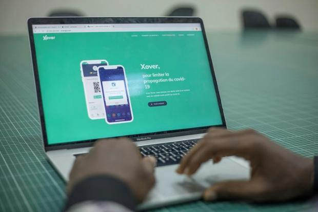 Entrepreneurs at Seme-One have developed X-over  a mobile phone app that makes it possible to trace ...