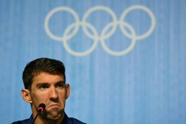 Michael Phelps  the most decorated Olympian of all-time with a staggering 18 gold medals  is likely ...