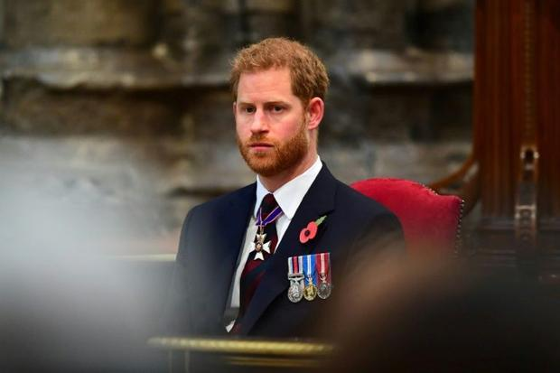 Prince Harry and his wife Meghan Markle rocked the British monarchy when they quit frontline royal d...