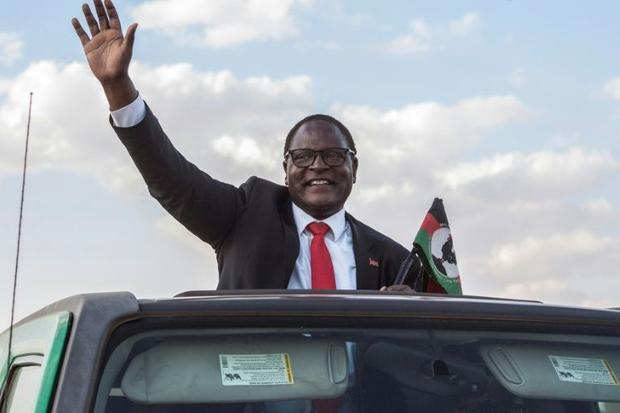 Although there are three candidates  Malawi's election is practically a two-horse race between ...