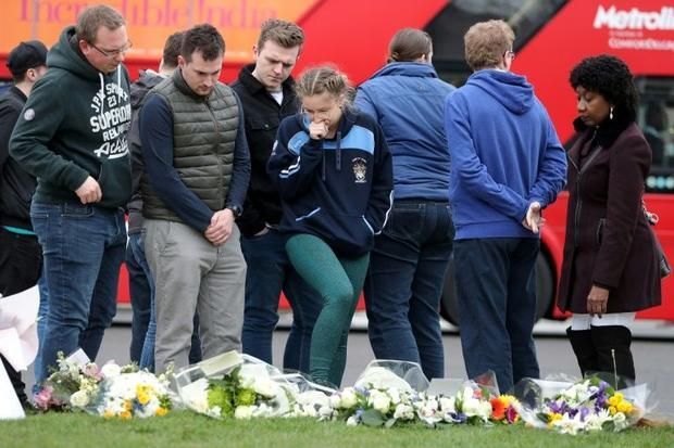 Britain marks the one year anniversary of the terror attack on Westminster Bridge  the first in a se...