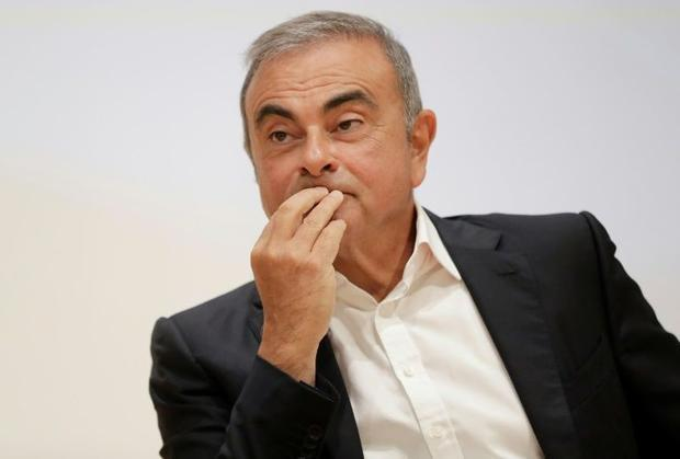 Carlos Ghosn was smuggled out of Japan in December 2019 while facing financial misconduct charges