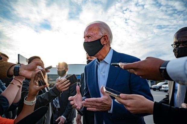 Biden has vowed to rejoin the Paris deal