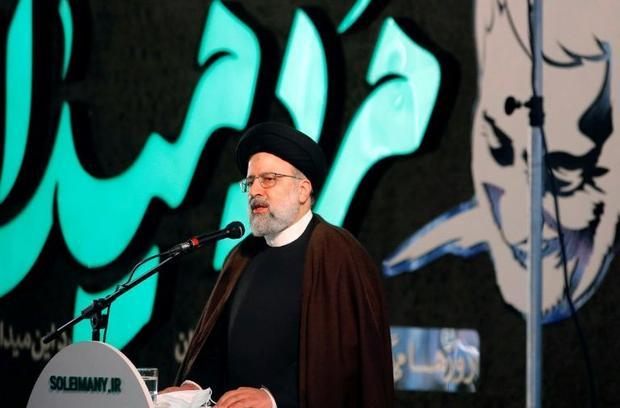 Ebrahim Raisi  Iran's judiciary chief  has the backing of a powerful conservative group  but he...