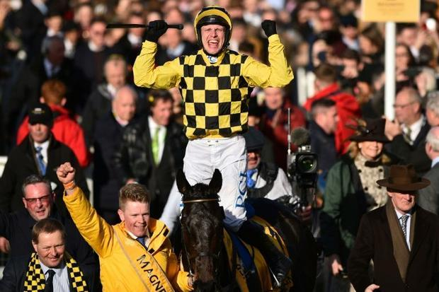 Cheltenham Festival was held on March 10 in line with UK public health guidance at the time