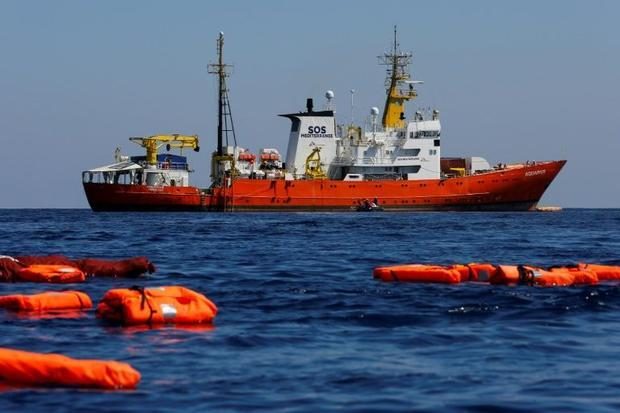 France came under fire last month for not offering to take in the Aquarius rescue ship carrying 630 ...