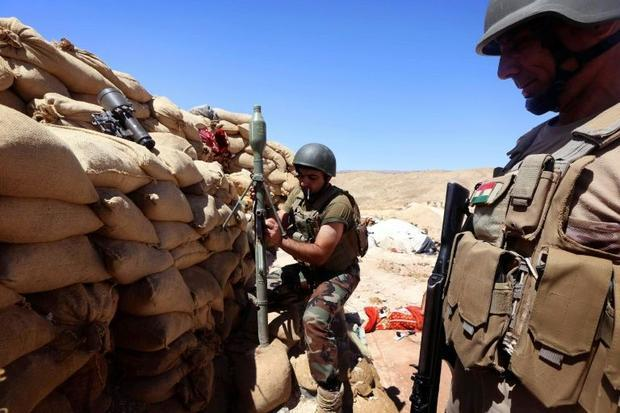 Iraqi Kurdish fighters have been fighting the Islamic State in Iraq and Syria