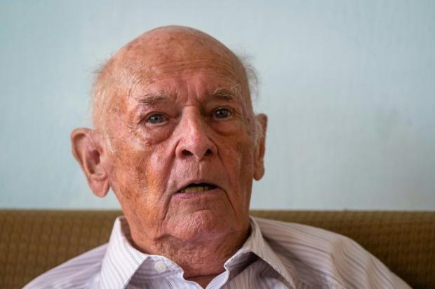 Dunin-Wasowicz says Germany's delays in bringing former Nazis to trial was 'inexcusable&ap...