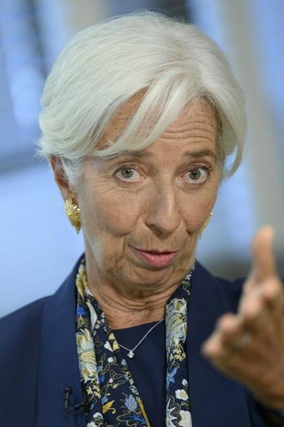 Christine Lagarde is expected to take over leadership of the European Central bank and calls for pol...