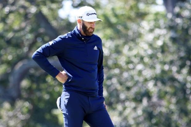 Dustin Johnson is the top-ranked men's golfer