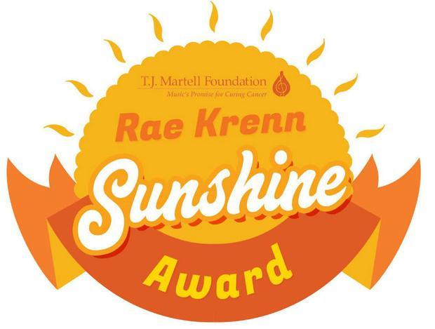 Rae Krenn Sunshine Award