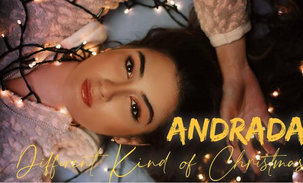 Andrada Popa in  Different Kind of Christmas