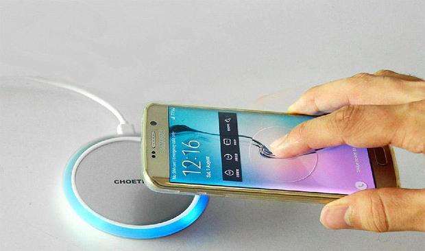 Choetech Circle Qi wireless charger
