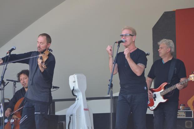 Oysterband. Edmonton Folk Music Festival 2015.