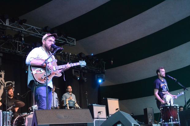 Bear s Den. Edmonton Folk Music Festival 2015.
