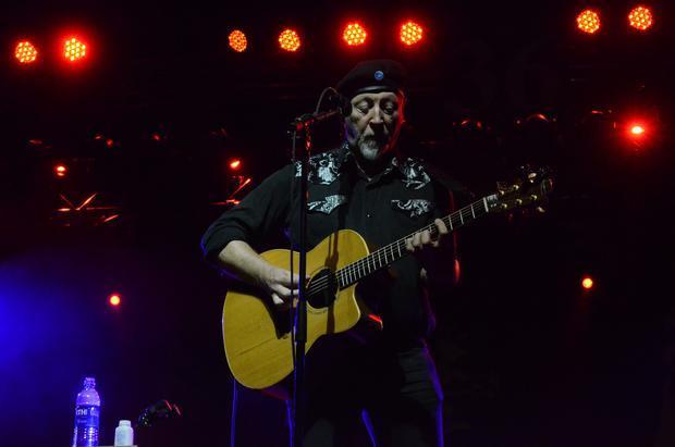 Richard Thompson. Edmonton Folk Music Festival 2015.