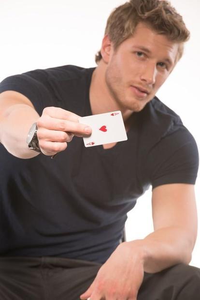 Magician Michael John from America s Got Talent