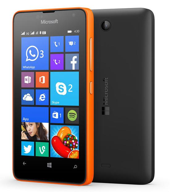 The Microsoft Lumia 430  launched 19/03/2015