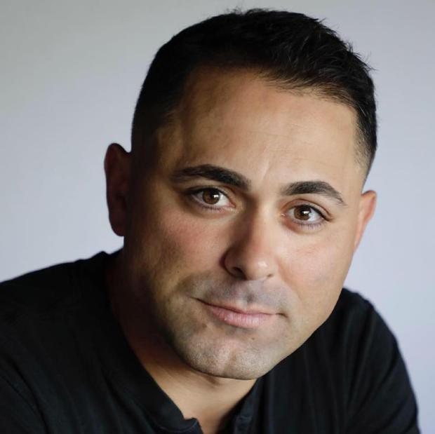 Comedian Anthony Rodia