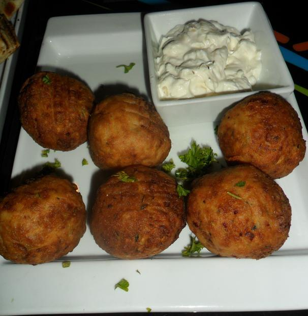 foods at Kalamaki GR
