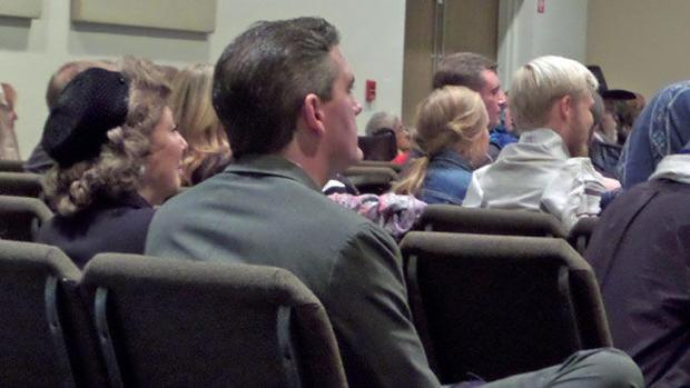 San Bernardino R. Carey and his wife attended Nick s funeral