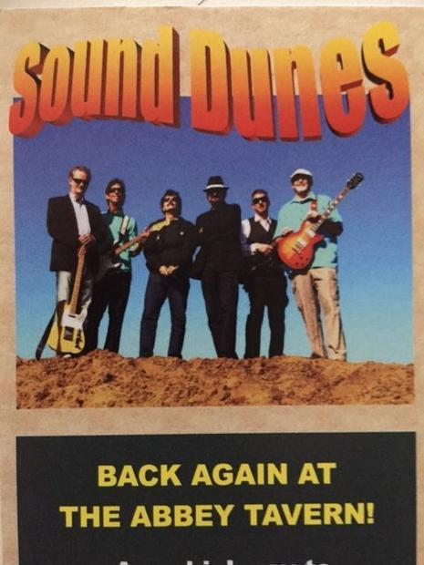 A local band with a following  The Sound Dunes often play at San Francisco s Abby Tavern in the Rich...