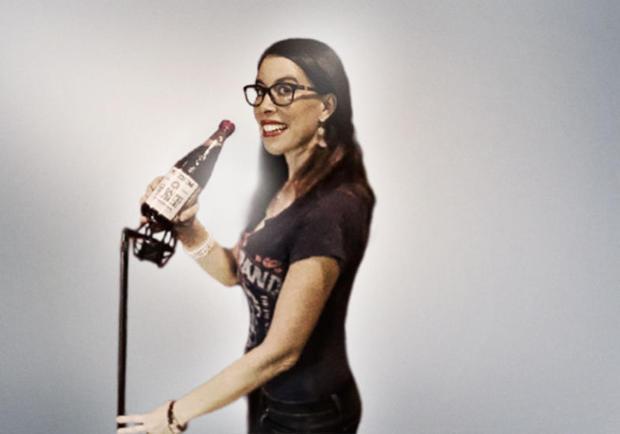 Comedian Talia Reese