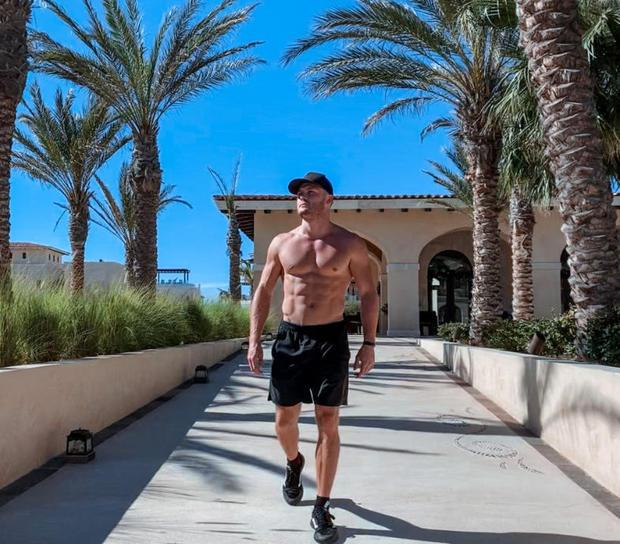 Fitness and travel expert Ted McColl