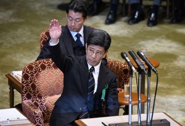 Nobuhisa Sagawa said his office acted alone