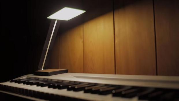 The Aerelight lamp