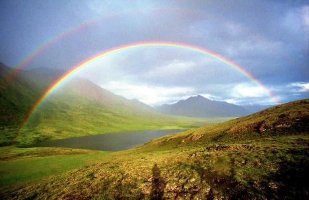 Alaska  Arctic National Wildlife Refuge  Canning River