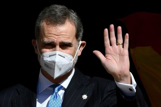 King Felipe VI has taken steps to improve the image of Spain's monarchy since his father's...