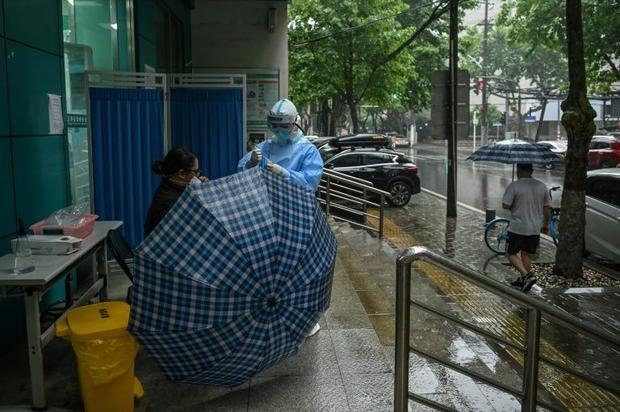 China has largely brought its coronavirus outbreak under control  but it has been on edge about a po...