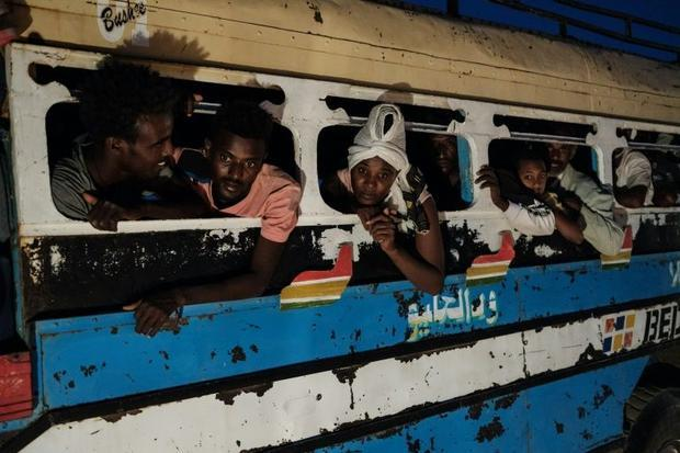 Some 50 000 people have fled Tigray to refugee camps across the border in Sudan