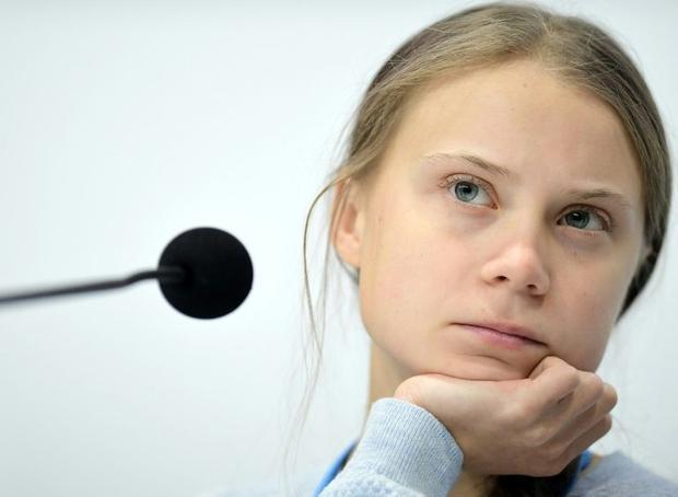 Swedish climate activist Greta Thunberg has taken her disarmingly straightforward message --