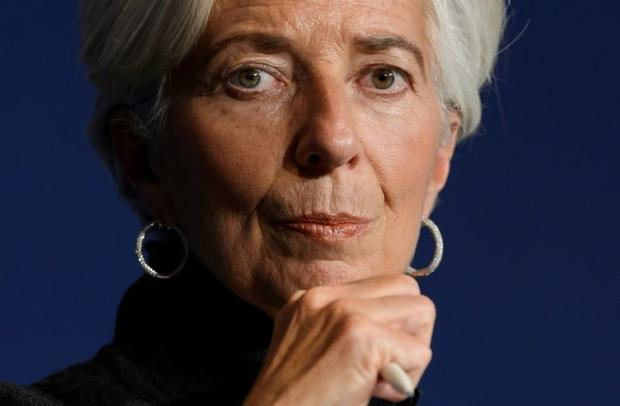 She joins the ECB at a moment of trench warfare over policy