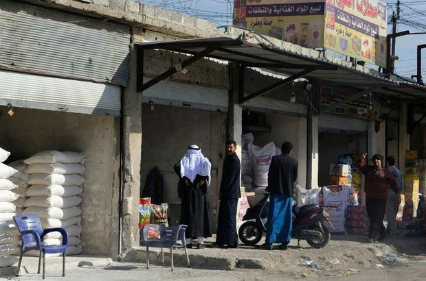 The historic wholesale market of Mosul is battling the odds  from extremists to epidemic  to revive ...
