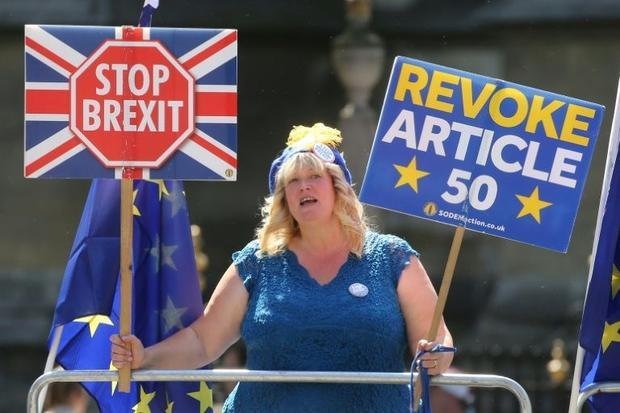 In the short term  a no-deal Brexit risks souring relations with Europe  which will damage the event...