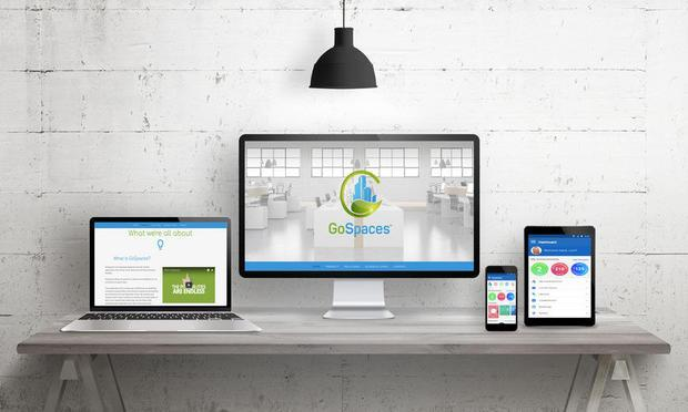 GoSpaces is a mobile app meant to help track employee goals and boost productivity.