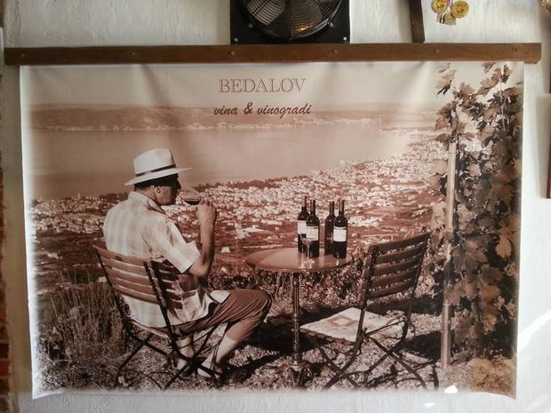 The Mediterranean as It Once Was. Bedalov also offers vineyard tastings high above Kastela  a chance...
